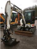 Bobcat 430 AG, 2008, Mini excavators < 7t (Mini diggers)