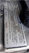 Silnik JCB 448 T4 i 108 KW Tier 4, Moteur