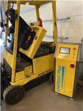 Alle mærker. Nyt liv til batterier. Regenerering af truckbatterier m.m., Carretillas de horquilla eléctrica
