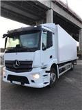 Mercedes-Benz 1827 L, 2018, Box body trucks