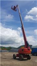 JLG 660 SJ, 2004, Telescopic nacele cu brat