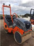 Hamm HD 8, 2008, Twin drum rollers