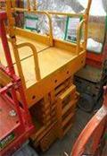 Haulotte Compact 14, 2011, Scissor lift