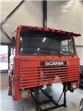 Scania 111, 1980, Kabine i unutrašnjost