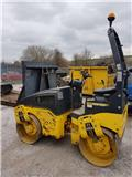 Bomag BW 120 AD-4, 2011, Twin drum rollers