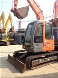 Hitachi ZX 75, 2017, Mini excavators  7t - 12t