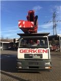 Wumag WT450, 2004, Camion nacelle