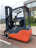 Toyota 8 FB ET 18, 2010, Electric Forklifts
