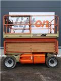 JLG 4069 LE, 2006, Saxliftar