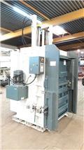 Vertikalballenpresse HSM V-Press 1160 Plus-12, 2010, Ipari hulladéktömörítők