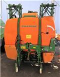 Amazone UF 1501، 2006، الرشاشات