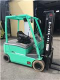 Mitsubishi FB20PN, 2013, Electric forklift trucks