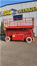 Holland Lift 151 EV, 1997, Nožnicové zdvíhacie plošiny