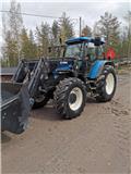New Holland TM 155 RC, 2005, Tractors