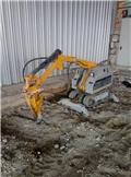 Brokk 150C, 1998, Escavadoras de demolição