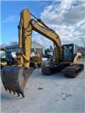 Caterpillar 318 C L, 2002, Crawler Excavators