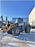 Liebherr L 566 2Plus2, 2006, Wheel Loaders
