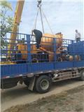 Disenwang Concrete mixer --1m³, 2016, Betong pumper