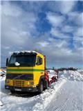 Volvo FH12, 2002, Camiones de cama baja