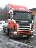 Scania R 480 LB, 2010, Lastbiler med containerramme / veksellad