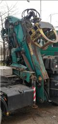 OSTROJ 195Z, 2007, Lesnícke žeriavy