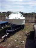 Łódka motorowa z lawetą xvxvx, 1999, Inne przyczepy