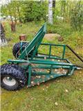 Älgvagn  ATV Järnhäst, Tartozékok