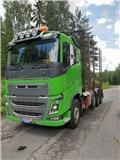 Volvo FH16、2015、木材貨車