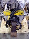 Kesla RH 25, 2011, Cabezales cortadores