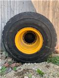 Volvo L 120, Tyres, wheels and rims