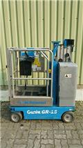Genie GR 15, 2012, Personhissar och andra hissar