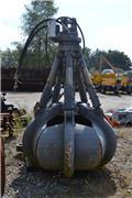 Liebherr GM70, Greifer