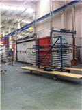 Paint Booth air flow second hand ready to ship, 2007, Outros