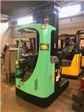 Mitsubishi RB14K, 2002, Reach trucks