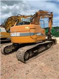 Case CX 225 SR LC, 2007, Crawler excavators
