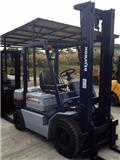 Komatsu FD 25, 2014, Diesel Forklifts