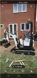 Bobcat E 10, 2019, Mini excavators < 7t (Mini diggers)