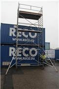 Layher Rolsteiger, Scaffolding equipment