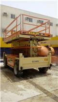 JLG 203-24, 2008, Scissor lifts