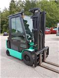Caterpillar EP 30 K, 2008, Electric forklift trucks