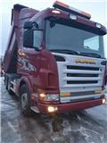 Scania 124, 2001, Dump Trucks