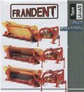 Frandent LAN 250/6 R kasza, Kaszák