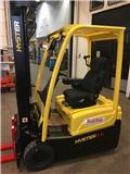 Hyster J1.6XNT, 2018, Electric forklift trucks