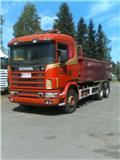 Scania R 144 GB, 1999, Billenő teherautók