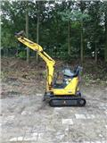 New Holland e9sr, 2007, Minigraafmachines < 7t