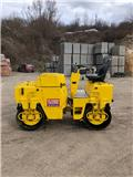 Bomag BW 100, 1996, Twin drum rollers
