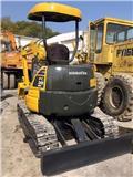 Komatsu PC30MR-1, 2010, Mini excavators < 7t (Mini diggers)