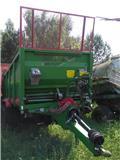 Pronar N 262/1, 2012, Trosilniki gnoja