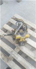 [] HYDROMATIC AVG 71 DA1D4/31 R-NZF 02 F021 D, Гидравлическая система