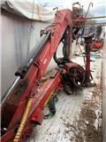 Jonsered 1080, 2007, Timber cranes